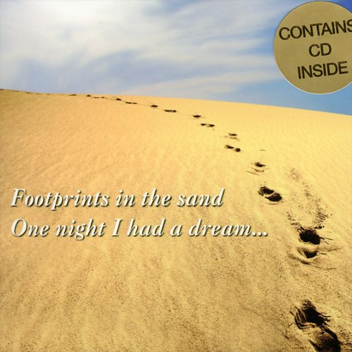 Footprints in the Sand Card 1