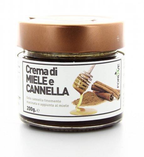 Crema di Miele e Cannella