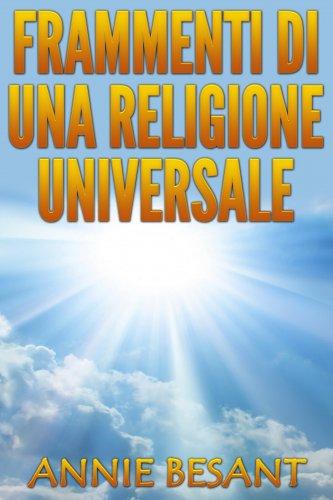 Frammenti di una Religione Universale (eBook)