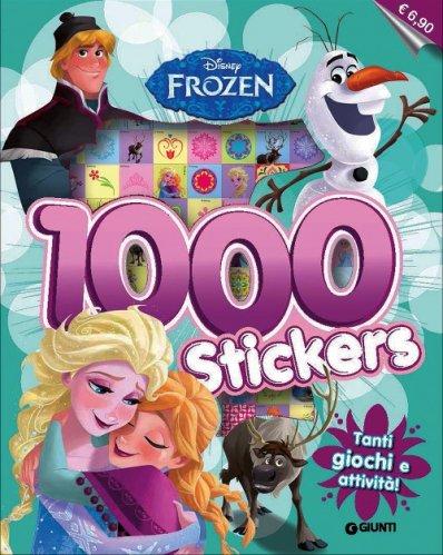Frozen. 1000 Stickers