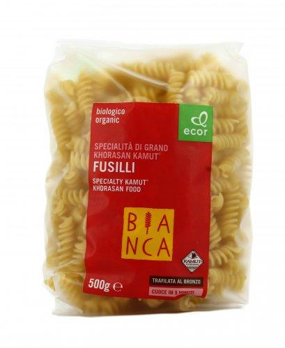 Pasta Bio KAMUT® - grano khorasan - Fusilli