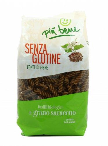 Pasta - Fusilli di Grano Saraceno Bio