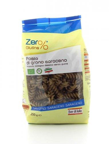 Fusilli di Grano Saraceno Zero Glutine