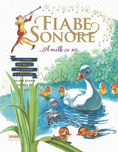 Famoso Fiabe Sonore - A Mille Ce N'è - Volume Secondo - Fabbri Edizioni UR52