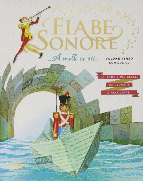 abbastanza Fiabe Sonore - A Mille Ce N'è - Volume Secondo - Fabbri Edizioni NH91
