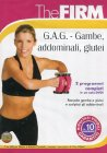 G.A.G. - Gambe Addominali e Glutei - Videocorso in DVD