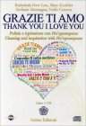 Grazie Ti Amo - Thank You I Love You (Cd Audio)