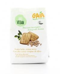 Biscotti Integrali di Avena Bio