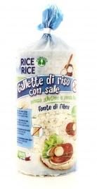 Rice & Rice - Gallette di Riso con Sale