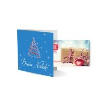 "Gift Card Fisica ""Cuore"""