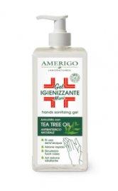 Gel Igienizzante Mani Tea Tree Oil - 250 ml
