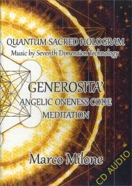 Generosità - CD Audio