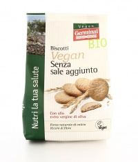 Biscotti Vegan - Senza Sale Aggiunto