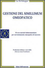 Gestione del Simillimum Omeopatico