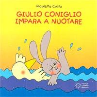 Giulio Coniglio Impara a Nuotare