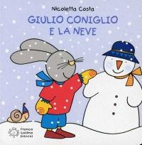 Giulio Coniglio e la Neve