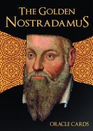 The Golden Nostradamus - Oracle Cards - Carte dell'Oracolo
