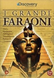 I Grandi Faraoni - Cofanetto 3 DVD