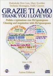 Grazie Ti Amo - Thank You I Love You (Cd Audio)