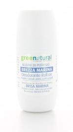 Deodorante Roll On Allume di Potassio - Brezza Marina