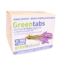 Greentabs - Pastiglie per il Bucato a Mano e Lavatrice