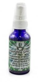 Formula Spray a Base di Essenze Floreali e Oli Essenziali - Grounding Green