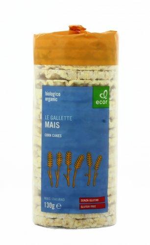 Gallette di Mais - Senza Glutine