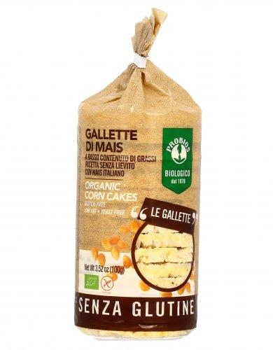 Gallette di Mais Senza Glutine