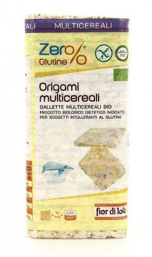 Gallette Multicereali Origami - 130 g.