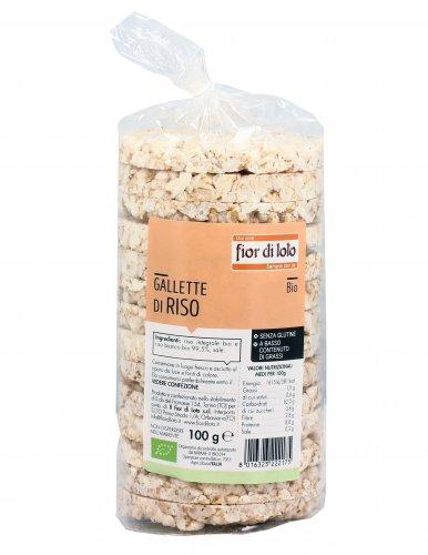 Gallette di Riso Bio Senza Glutine