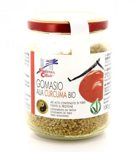 Gomasio Bio alla Curcuma