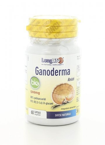 Ganoderma Bio - Difese Naturali