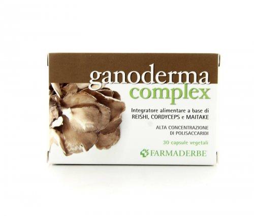 Ganoderma Complex - 30 Capsule