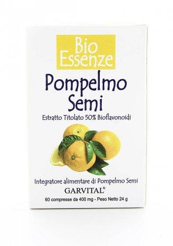 Integratore Alimentare di Pompelmo Semi