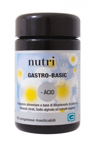 Gastro-basic - 60 Compresse