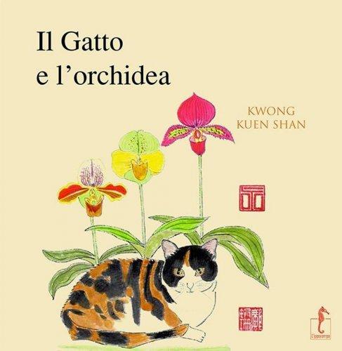 Il Gatto e l'Orchidea
