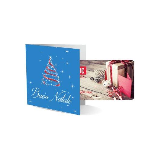 "Gift Card Fisica ""Pacco Regalo"""