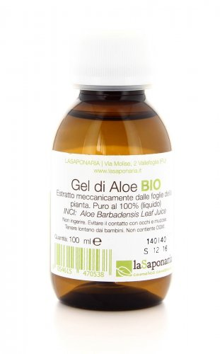Gel di Aloe Biologico