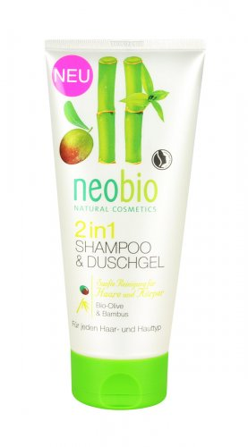 Geldoccia & Shampoo Oliva e Bambù