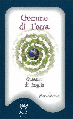 Gemme di Terra - Sussurri Di Foglie - Libretto con 33 Carte