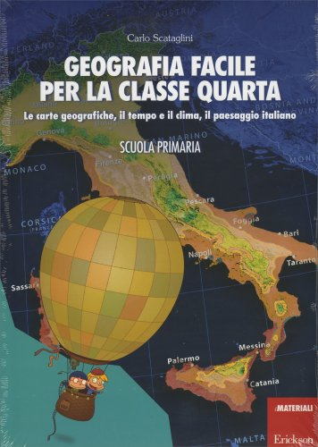 Geografia Facile per la Classe Quarta