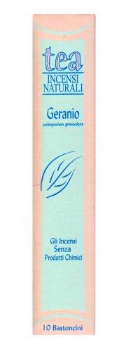 Geranio - Incenso Naturale - Bastoncini