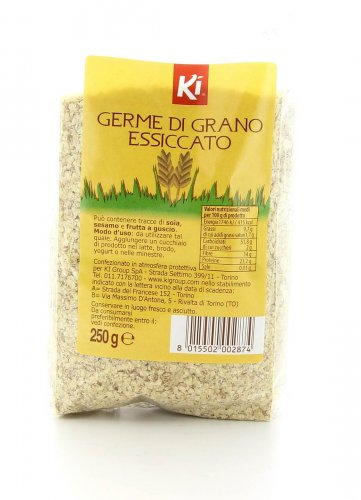 Germe di Grano Essiccato - Ki Group