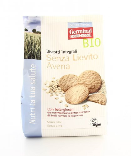 Biscotti Senza Lievito - Biscotti Integrali Avena