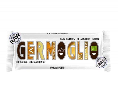 Barretta Energetica Germoglio - Zenzero e Curcuma