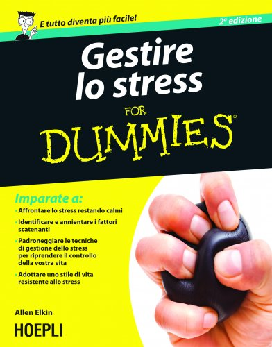 Gestire lo Stress for Dummies (eBook)