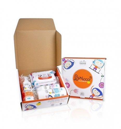 Gift Box Prime Coccole Biricco 0+
