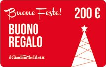 Buono Regalo Natale - 200 Euro