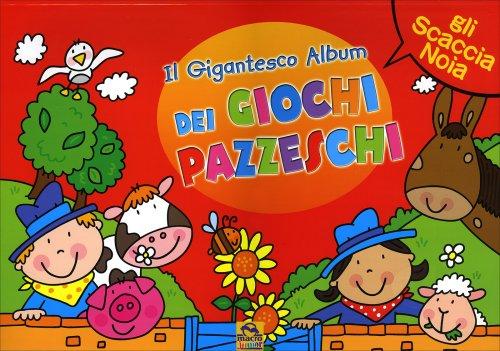 Il Gigantesco Album dei Giochi Pazzeschi - Rosso