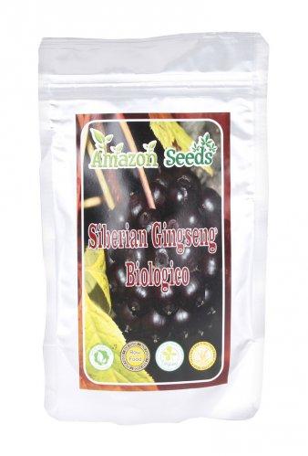 Ginseng Siberiano Bio - Eleuterococco in Polvere